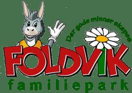 Foldvik Familiepark Logo